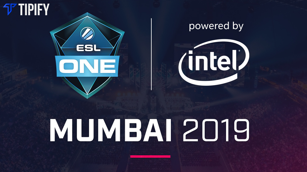 5 Teams Withdraw From ESL One Mumbai 2019 - Tipify