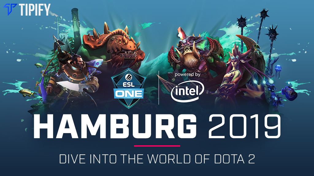 ESL One Hamburg Returns In October As First DPC Major - Tipify
