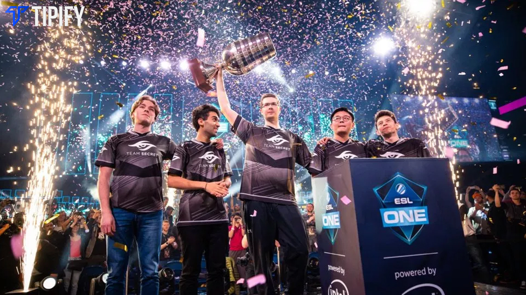Team Secret Is ESL One Birmingham 2019 Champions - Tipify