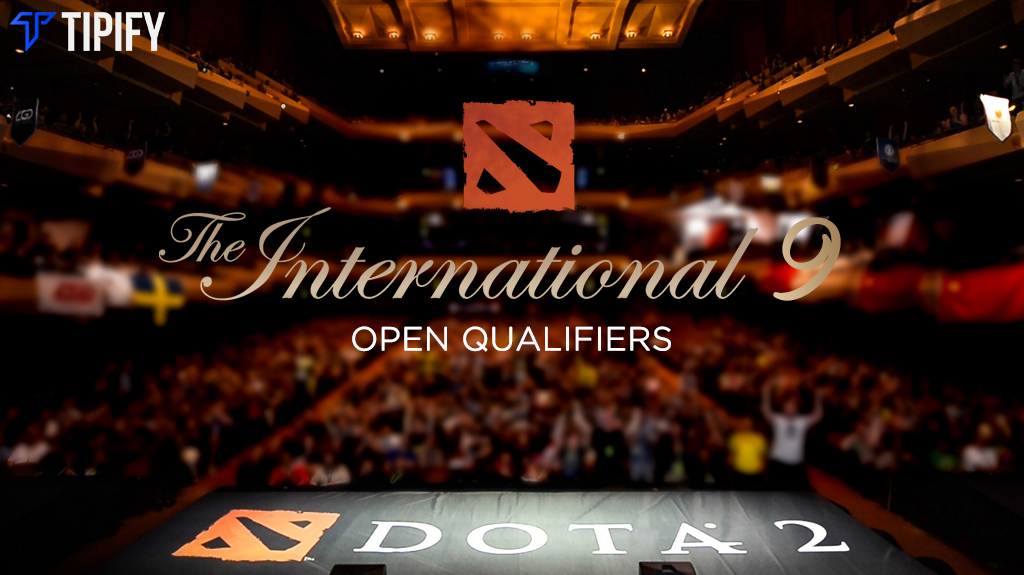 The International 9 Open Qualifiers Winning Teams - Tipify