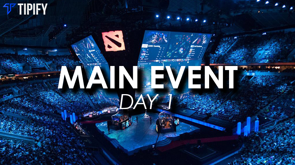 The International 9 Main Event Highlights And Day 1 Results - Tipify