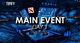 The International 9 Main Event Highlights And Day 1 Results