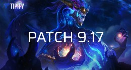 LoL Patch 9.17 Releases Champion Balance Changes