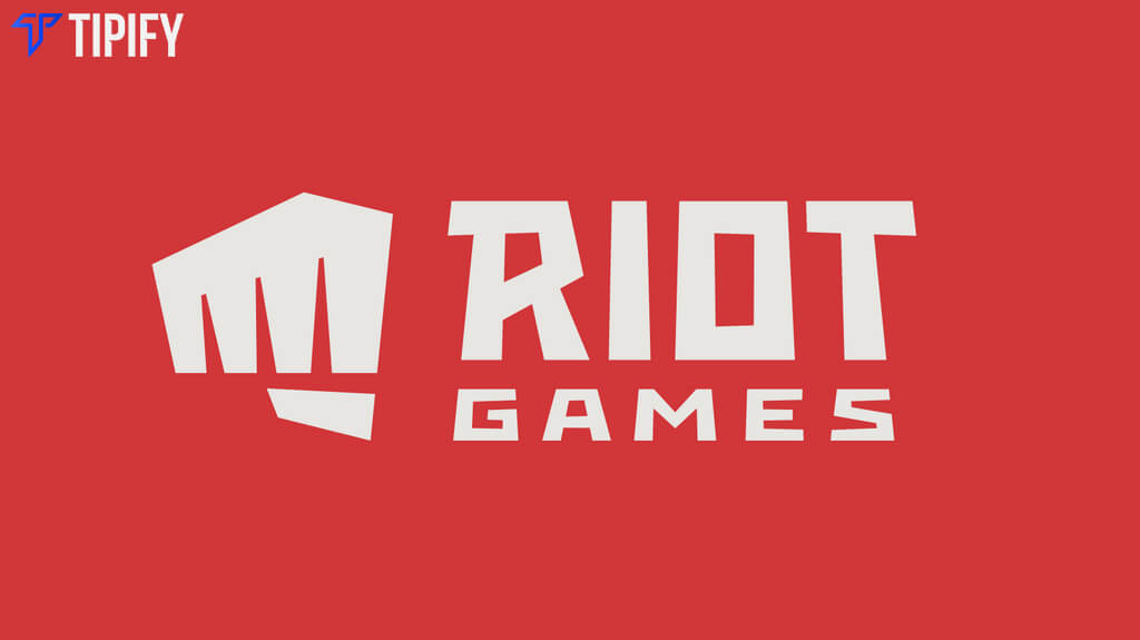 Riot Games Celebrates 10th Anniversary With A New Logo - Tipify