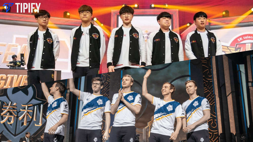 SKT, G2 Esports: LoL Worlds 3rd and 4th Semifinalists - Tipify