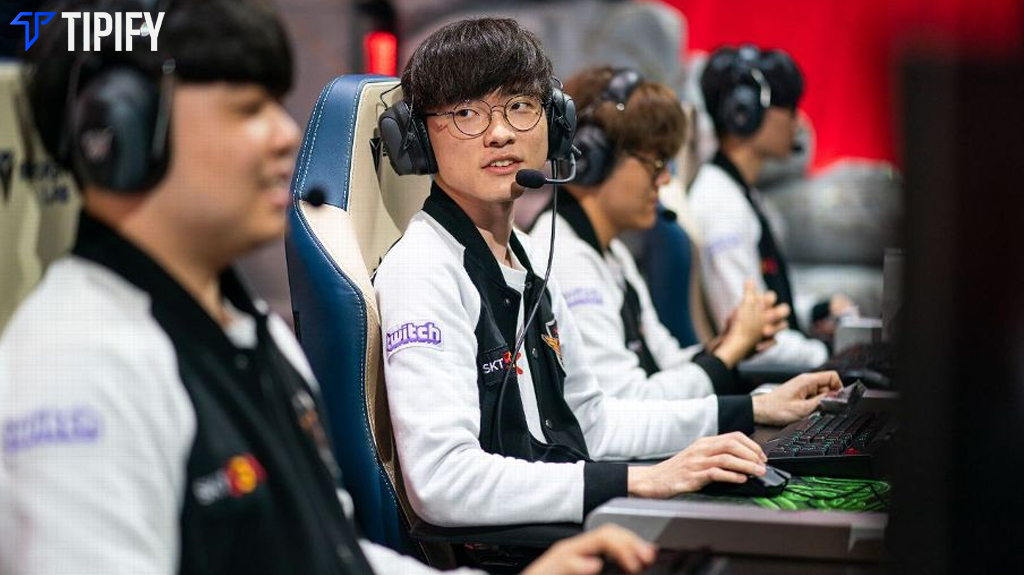 SK Telecom T1 Dominates LoL Worlds Group of Death - Tipify