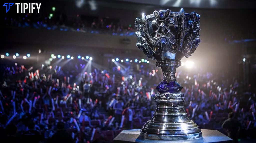 LoL Worlds Dominates The Global Scene As A Real Sport - Tipify