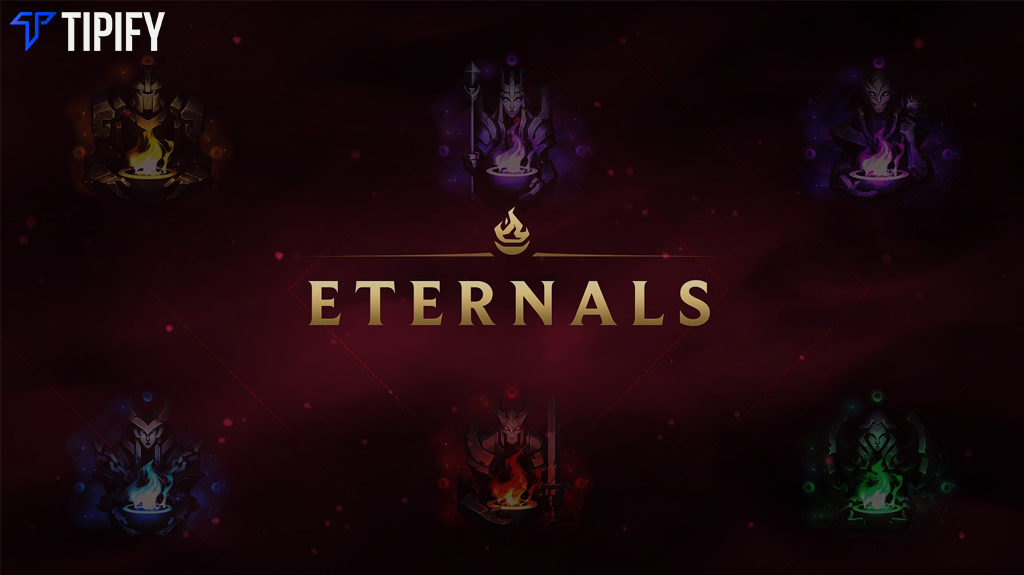 LoL Eternals Now Available For Purchase On NA Servers - Tipify