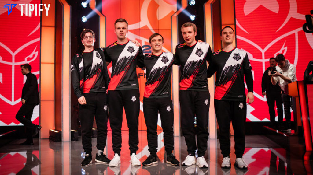 G2 Esports Stretches First-Place Lead In LEC - Tipify