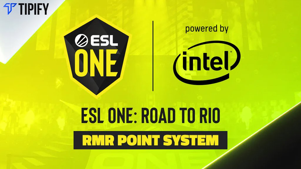 Valve To Use RMR Point System For ESL One Rio Circuit - Tipify