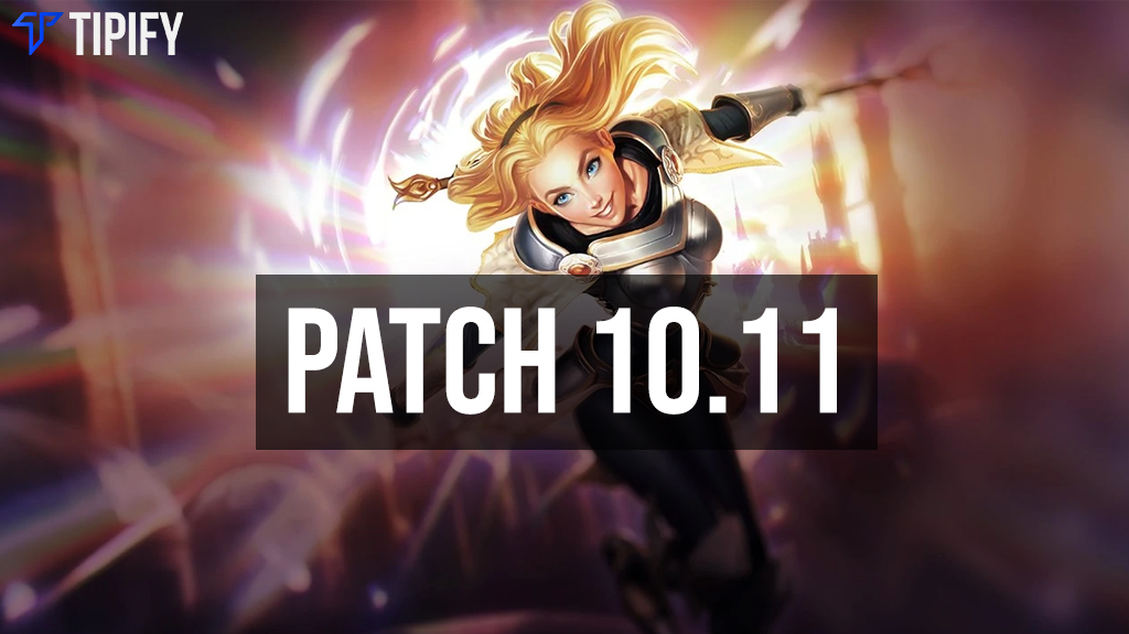 LoL Patch 10.11 Features Major Marksmen Updates - Tipify