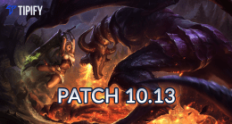 LoL Patch 10.13 Marks The Year's First Mid-Season Update