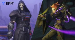 The New Overwatch Experimental Card Targets Moira, Reaper