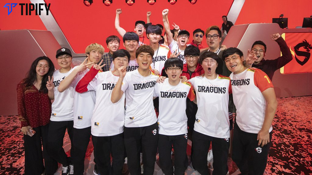 Shanghai Dragons #1 In Overwatch League Regular Season - Tipify