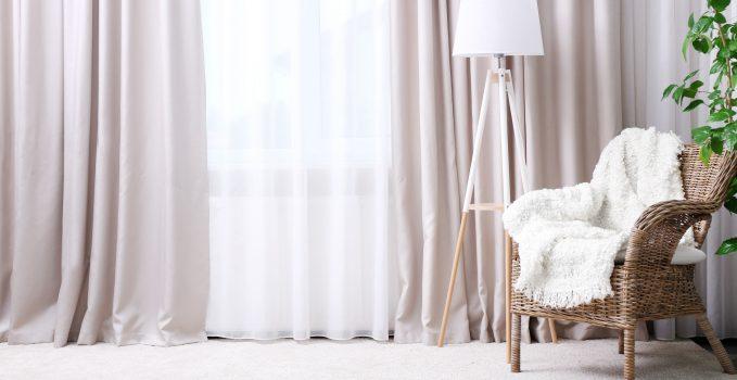 le tende per interni hanno un enorme potenziale, spesso trascurato, nell'arredamento di una casa. Tende Diverse Per Ogni Stanza Tipitipi Magazine