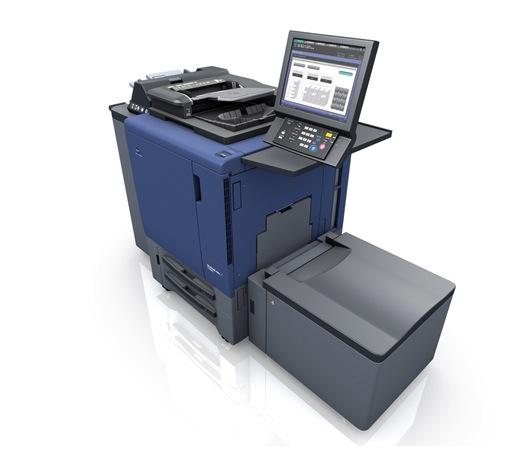 La nostra stampante Konica Minolta Bizhub Pro 6000L