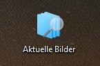 Icon einer gespeicherten Suche