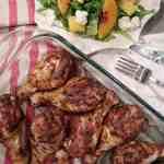 Grilled Jerk Chicken Drumsticks