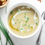 One-Pot Potato Leek Soup