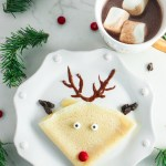 Christmas Crepe Recipe