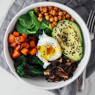 Breakfast Buddha Bowl