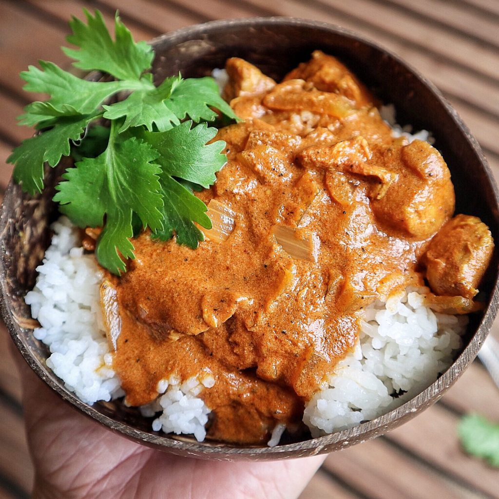 Chicken Tikka Masala Instant Pot Crock Pot