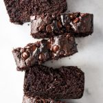 One Bowl Chocolate Zucchini Bread (Gluten Free)