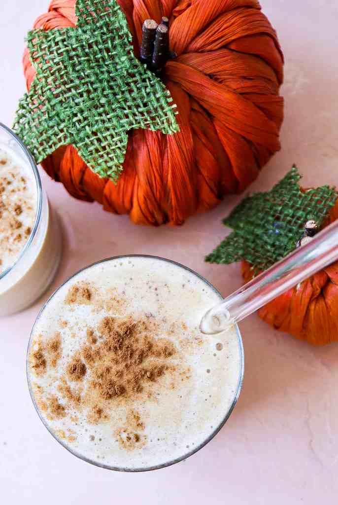 Easy Pumpkin Pie Smoothie Recipe