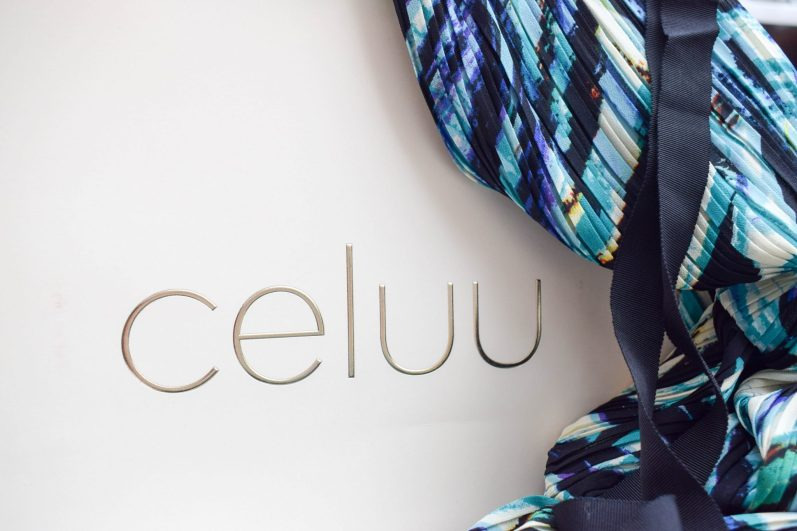 Celuu product review - packaging
