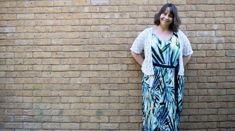 Celuu product review - a beautiful dress