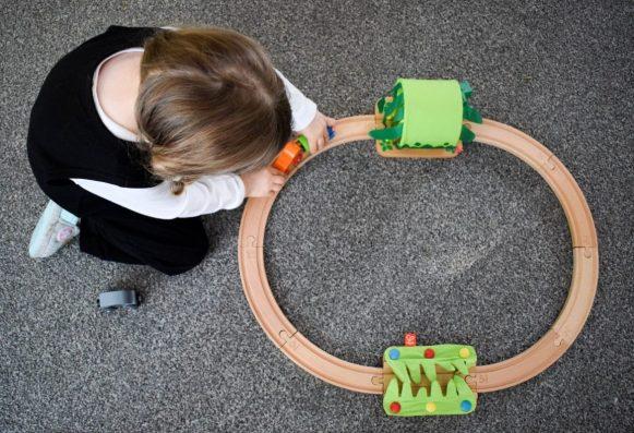 Hape train review