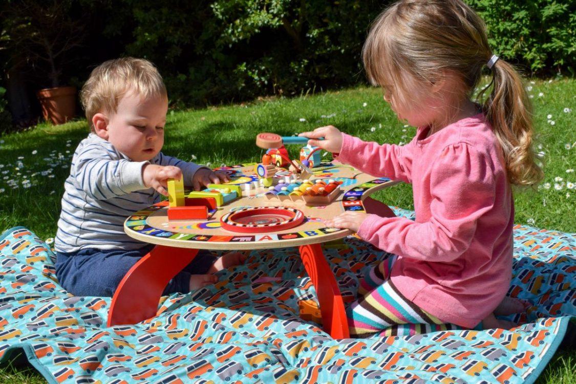 Product Review - Close Playmat - hard at play
