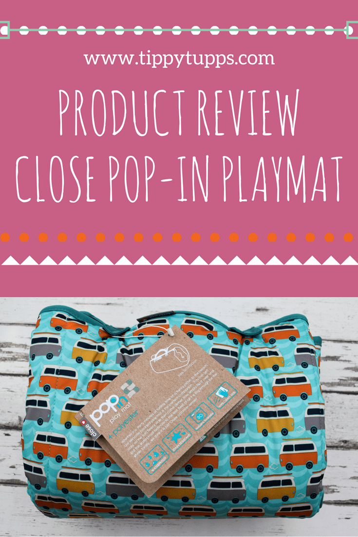 Close Pop-In Playmat – review