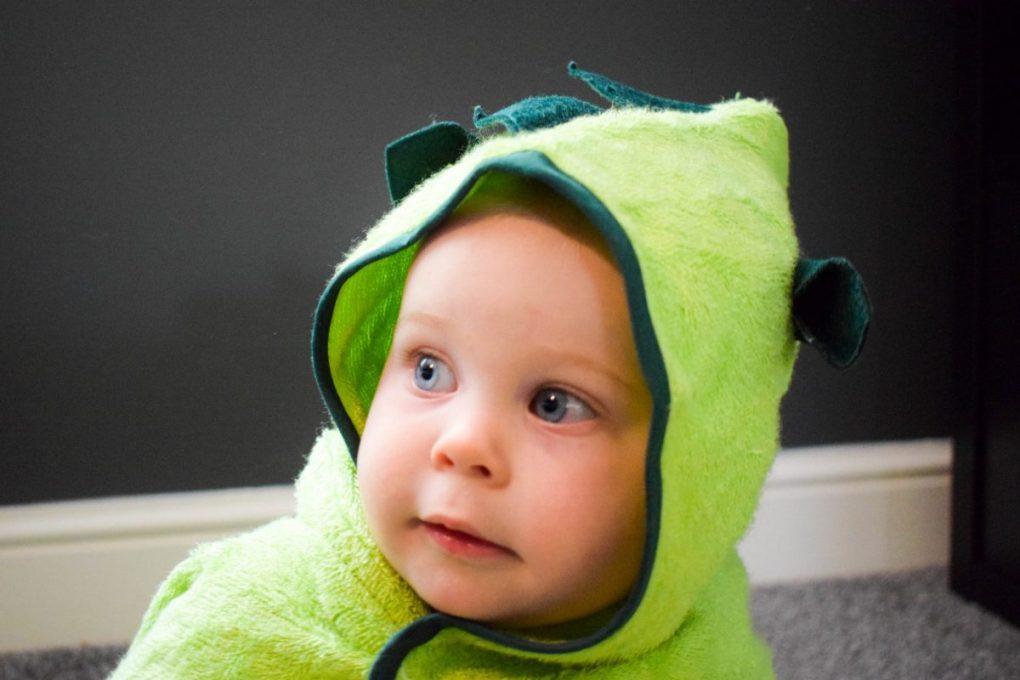 Cuddledry toddler towels - the cuddleroar