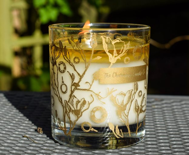 the charming candle company - in use