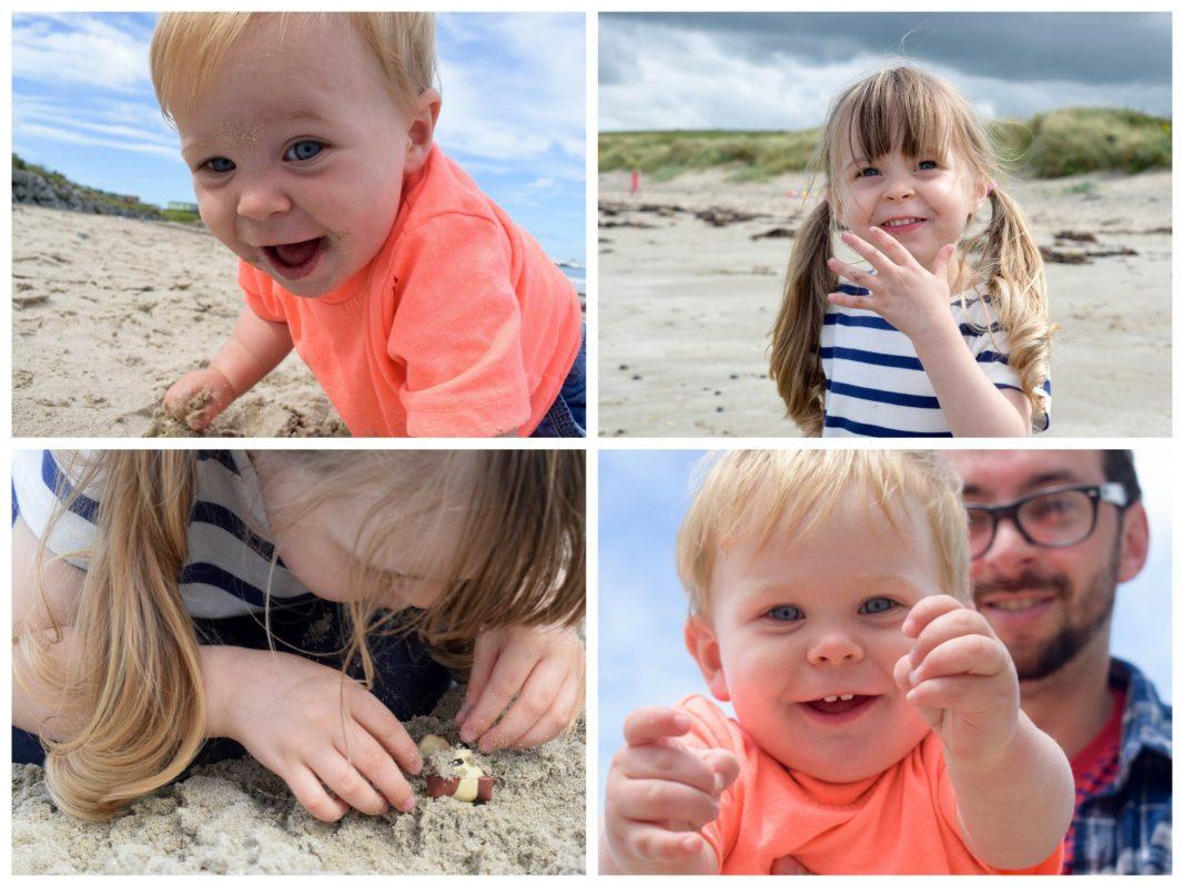 Penrhyn Bay - fun on the beach