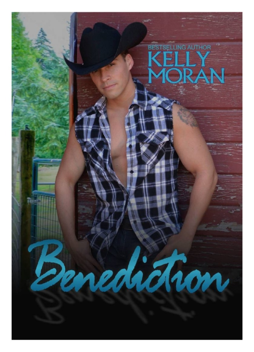 Book Review – Benediction by Kelly Moran
