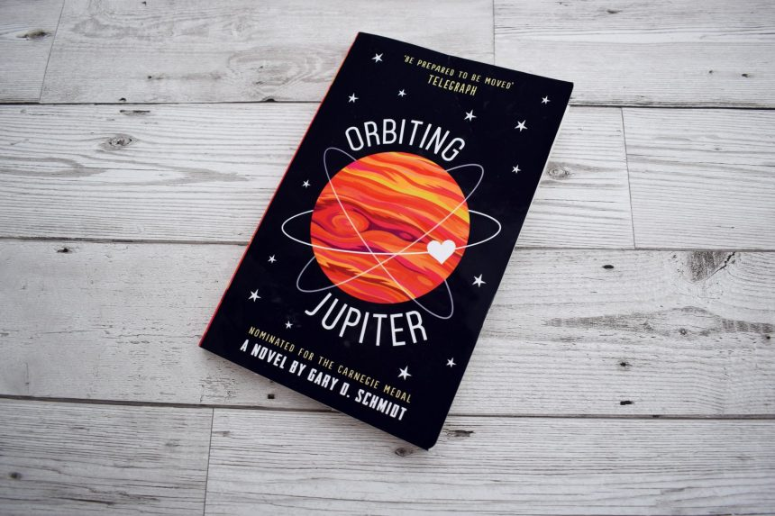 Book Review - Orbiting Jupiter - Front Cover