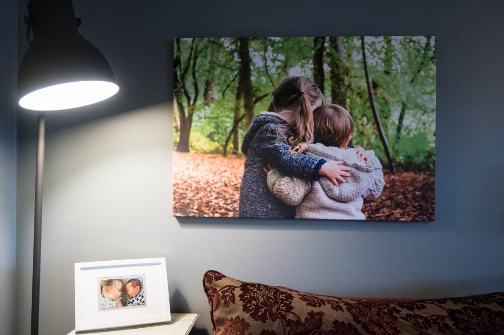 photowall review - up on the wall