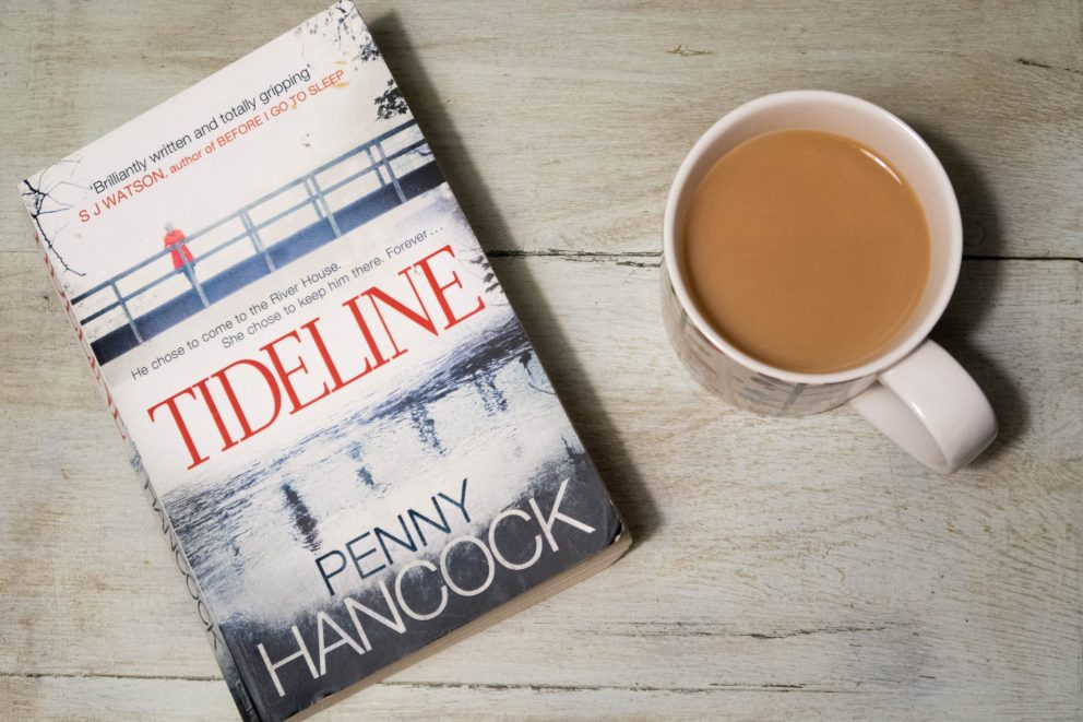 Tideline by Penny Hancock - book review - ready to read