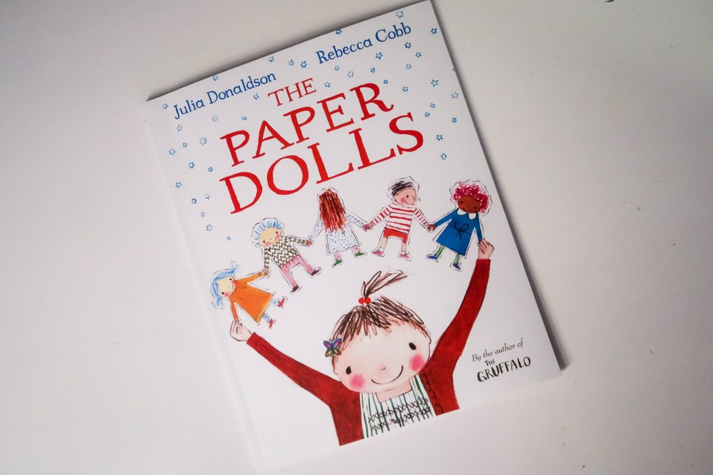 the paper dolls - the book