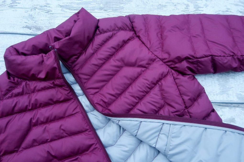 Keeping Warm with Lapasa - inner pockets