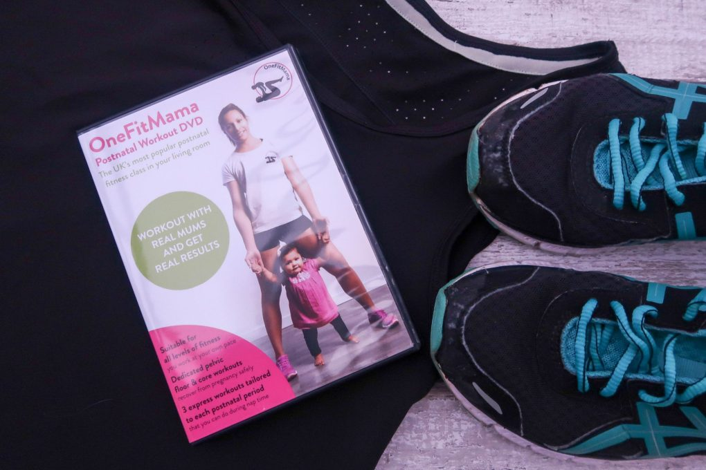 OneFitMama - workout DVD