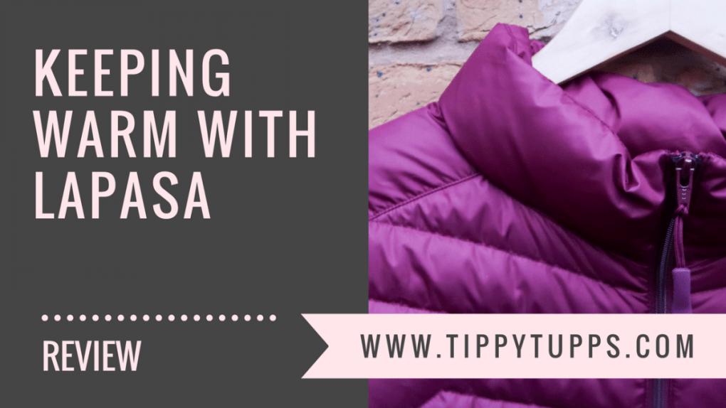 Keeping Warm with Lapasa - post pinned image