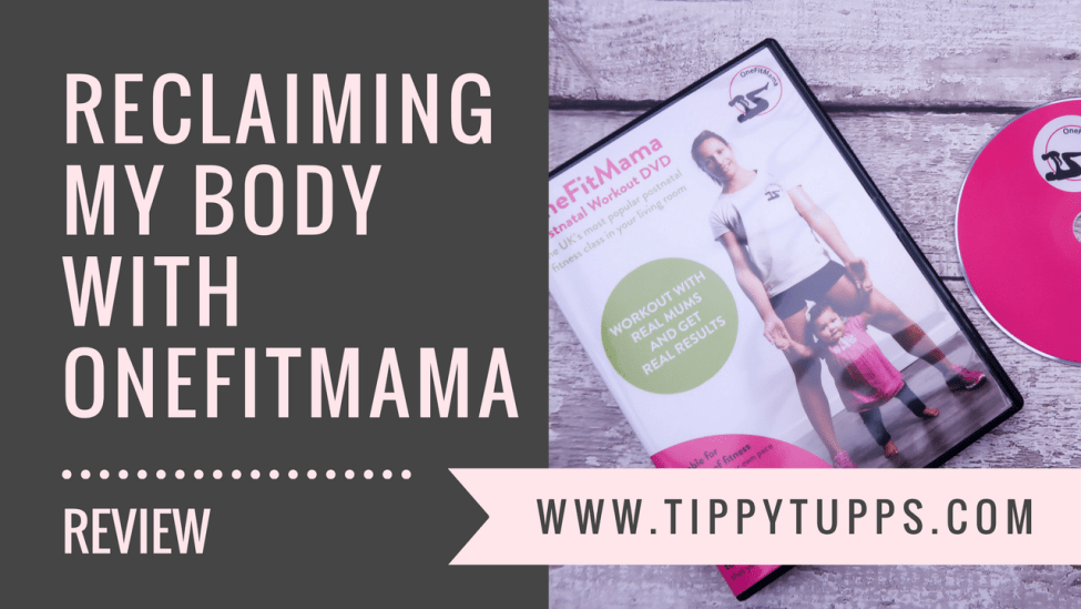 OneFitMama - workout DVD - post header image