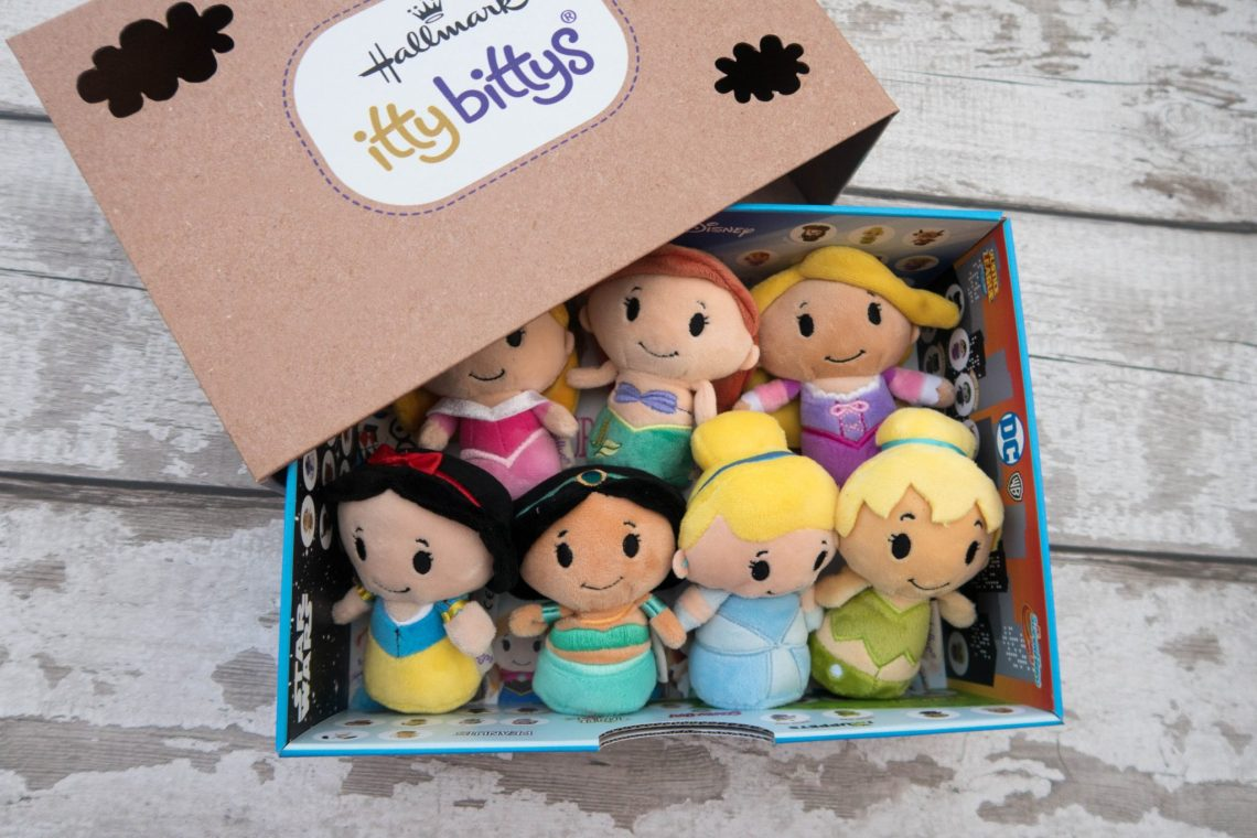 our itty bittys goodie box