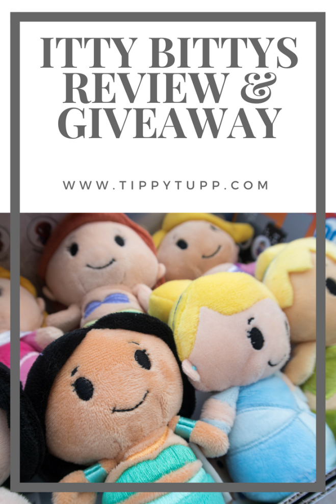 itty bittys - product review - toddler toys - toy review