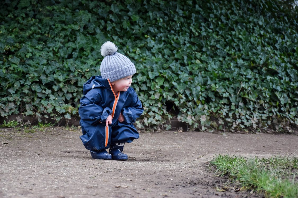 Staying Dry with Grass & Air - product review - unrestrictive outerwear