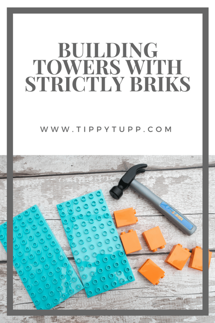 Testing the Brik Buster Tower Toppling Game from Strictly Briks. A great childrens game - fun for the whole family and perfect for a family games night in. For ages 3+ this is great for toddlers and pre-schoolers all the way through to teenagers.