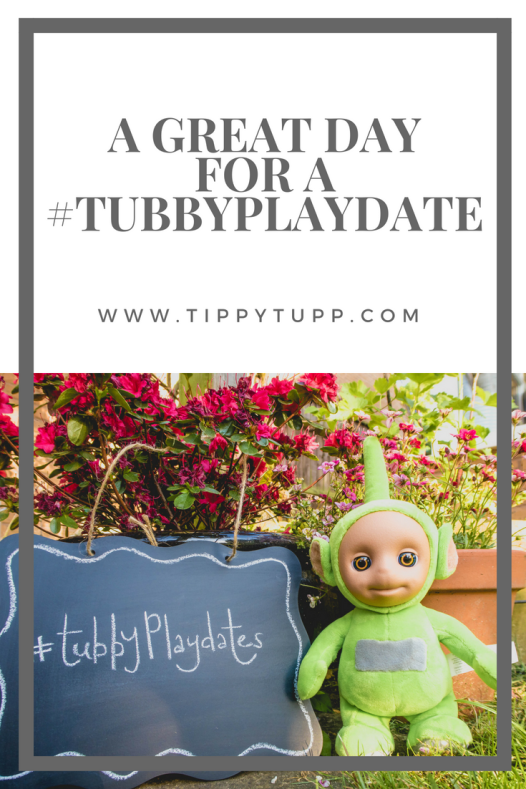 Teletubbies have come up with a fabulous pack to help parents and carers to plan their very own Tubby Playdate. We couldn't wait to try it out.